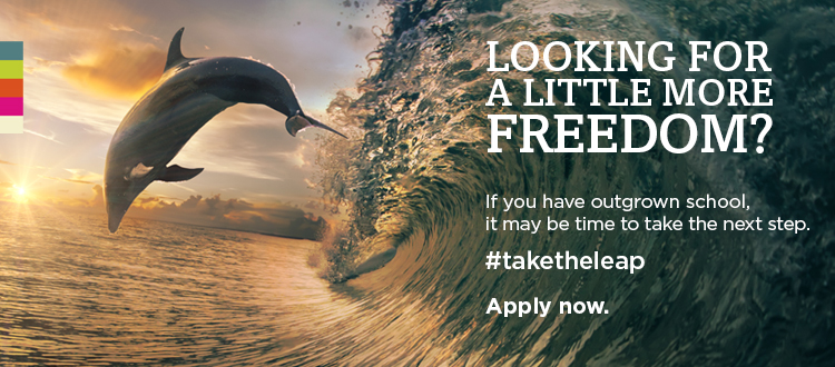 Looking for a little more freedom?