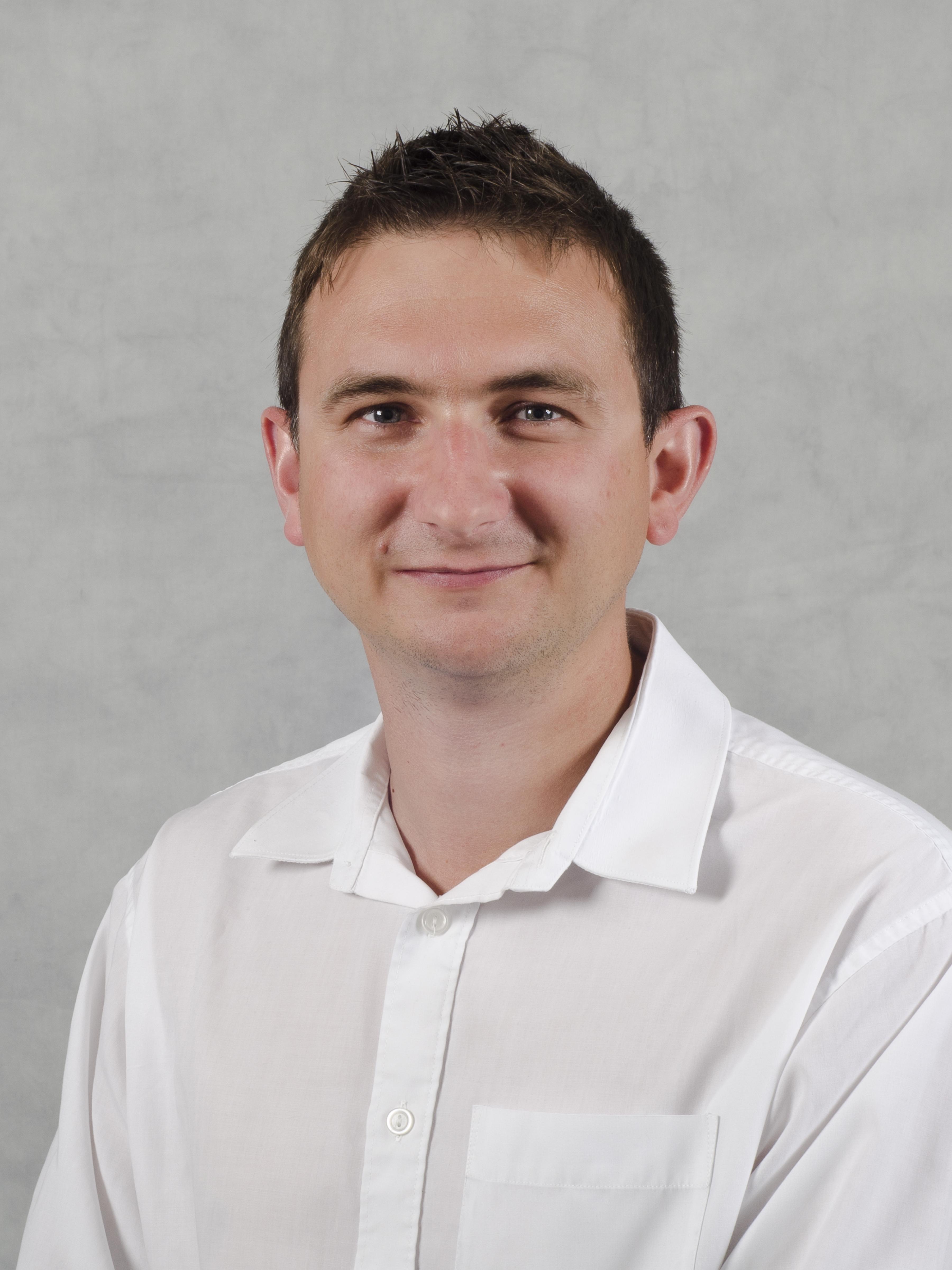 Paul Hickling - Teacher of History